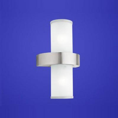 Eglo BEVERLY 86541 светильник уличныйНастенные<br>Парковые светильники EGLO ARKTIC (IP44) и EGLO BEVERLY (IP44) — светильники для наружного освещения. Степень защиты IP44 — защита от твердых тел gt  1 мм, защита от капель и брызг. Рассеиватели светильников ARKTIC 1, 2, 3 выполнены из высококачественного матированного стекла, арматура из стали  плафоны светильников BEVERLY 4, 5, 6 — из высококачественного матированного стекла, арматура светильника 4 — из стали, арматура светильников 5, 6 — из алюминия. Светильники 1, 2, 3 рассчитаны на обычную лампу E27 100W max, светильники 4, 5, 6 — на обычную лампу E27 60W max. Цвет ARKTIC (IP44): 1 — белый (white), 2 — нержавеющая сталь (stainless steel), 3 — антрацит (anthracite)  цвет BEVERLY (IP44): 4 — нержавеющая сталь / серебристый (stainless steel / silver), 5 — антрацит (anthracite), 6 — белый (white).<br><br>Тип цоколя: E27<br>MAX мощность ламп, Вт: 2X60<br>Длина, мм: 200<br>Расстояние от стены, мм: 135<br>Высота, мм: 350<br>Оттенок (цвет): белый<br>Цвет арматуры: серебристый<br>Общая мощность, Вт: 2