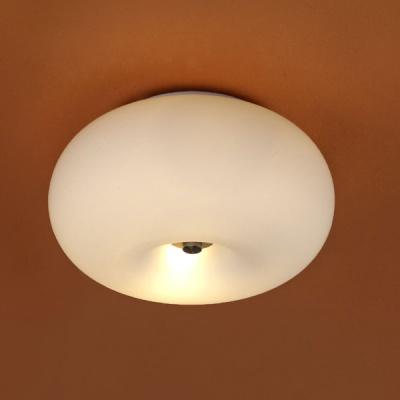Настенно-потолочный светильник Eglo 86811 OPTICAкруглые светильники<br>Австрийское качество модели светильника Eglo 86811 не оставит равнодушным каждого купившего! Матовое закаленное стекло(пр-во Чехия), Никелированный матовый корпус и декор, выключателем, Класс изоляции 2 (двойная изоляция), IP 20, освещенность 1612 lm ,Н=160D=280,2X60W,E27.