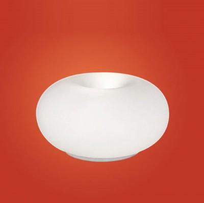 Eglo OPTICA 86818 Настольная лампаВ виде шара<br>Австрийское качество модели светильника Eglo 86818 не оставит равнодушным каждого купившего! Матовое закаленное стекло(пр-во Чехия), Никелированный матовый корпус и декор, выключателем, Класс изоляции 2 (двойная изоляция), IP 20, освещенность 1612 lm ,Н=170D=280,2X60W,E27.<br><br>S освещ. до, м2: 8<br>Тип лампы: накал-я - энергосбер-я<br>Тип цоколя: E27<br>Цвет арматуры: серый<br>Количество ламп: 2<br>Диаметр, мм мм: 280<br>Размеры основания, мм: 0<br>Высота, мм: 170<br>Оттенок (цвет): белый<br>MAX мощность ламп, Вт: 2<br>Общая мощность, Вт: 2X60W