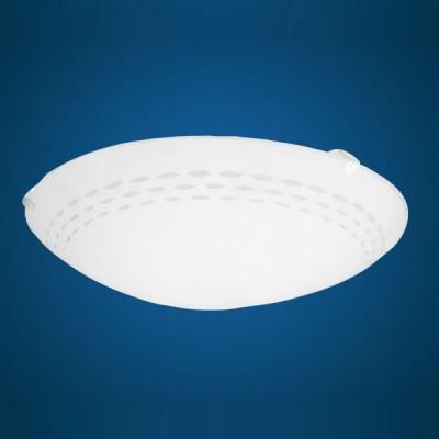 Eglo TWISTER 86873 Настенно-потолочный светильникКруглые<br>Настенно потолочный светильник Eglo (Эгло) 86873 подходит как для установки в вертикальном положении - на стены, так и для установки в горизонтальном - на потолок. Для установки настенно потолочных светильников на натяжной потолок необходимо использовать светодиодные лампы LED, которые экономнее ламп Ильича (накаливания) в 10 раз, выделяют мало тепла и не дадут расплавиться Вашему потолку.<br><br>S освещ. до, м2: 8<br>Тип лампы: накаливания / энергосбережения / LED-светодиодная<br>Тип цоколя: E27<br>Количество ламп: 2<br>MAX мощность ламп, Вт: 2<br>Диаметр, мм мм: 395<br>Размеры основания, мм: 0<br>Оттенок (цвет): дизайн античный<br>Цвет арматуры: белый<br>Общая мощность, Вт: 2X60W