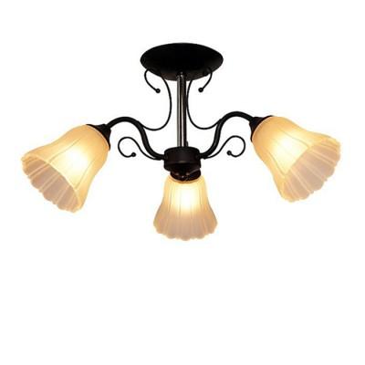 Люстра Idlamp 872/3PF-Argentoscuro Laurettaсовременные потолочные люстры модерн<br><br><br>Установка на натяжной потолок: Да<br>S освещ. до, м2: 9<br>Крепление: Потолочные<br>Тип лампы: Накаливания / энергосбережения / светодиодная<br>Тип цоколя: E27<br>Цвет арматуры: черный<br>Количество ламп: 3<br>Ширина, мм: 565<br>Диаметр, мм мм: 565<br>Длина, мм: 565<br>Высота, мм: 290<br>MAX мощность ламп, Вт: 60