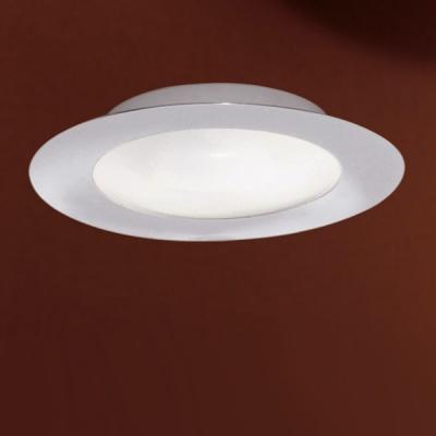 Eglo Palmera 87214 Светильник настенно-потолочныйКруглые<br>Настенно потолочный светильник Eglo (Эгло) 87214 подходит как для установки в вертикальном положении - на стены, так и для установки в горизонтальном - на потолок. Для установки настенно потолочных светильников на натяжной потолок необходимо использовать светодиодные лампы LED, которые экономнее ламп Ильича (накаливания) в 10 раз, выделяют мало тепла и не дадут расплавиться Вашему потолку.<br><br>S освещ. до, м2: 2<br>Тип лампы: люминесцентная<br>Тип цоколя: PL-S<br>Количество ламп: 2<br>MAX мощность ламп, Вт: 7<br>Диаметр, мм мм: 330<br>Расстояние от стены, мм: 90<br>Высота, мм: 90<br>Цвет арматуры: серебристый
