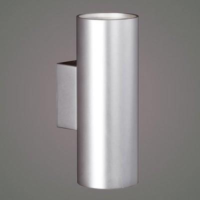 Eglo ONO 87327 Настенно-потолочный светильникСовременные<br>Австрийское качество модели светильника Eglo 87327 не оставит равнодушным каждого купившего! Корпус из анодированного алюминия, Класс изоляции 1, IP 20.,Н=176D=65,2X50W,GU10.<br><br>S освещ. до, м2: 6<br>Тип лампы: галогенная / LED-светодиодная<br>Тип цоколя: GU10<br>Количество ламп: 2<br>MAX мощность ламп, Вт: 2<br>Диаметр, мм мм: 65<br>Размеры основания, мм: 0<br>Расстояние от стены, мм: 90<br>Высота, мм: 176<br>Цвет арматуры: серый<br>Общая мощность, Вт: 2X50W
