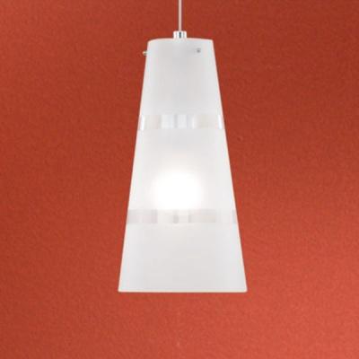 Eglo NORIA 87336 Светильник подвеснойОдиночные<br>Австрийское качество модели светильника Eglo 87336 не оставит равнодушным каждого купившего! Закаленное стекло (пр-во Чехия) c нанесенным узором. Дополнительный внутренний рассеивющий плафон. Основание сталь. Класс изоляции 2 (двойная изоляция до лампы), IP 20, освещенность 1320 lm ,Н=1100D=152,1X100W,E27.<br><br>S освещ. до, м2: 6<br>Тип лампы: накаливания / энергосбережения / LED-светодиодная<br>Тип цоколя: E27<br>Количество ламп: 1<br>MAX мощность ламп, Вт: 2<br>Диаметр, мм мм: 152<br>Размеры основания, мм: 0<br>Высота, мм: 1100<br>Оттенок (цвет): белый, прозрачный<br>Цвет арматуры: серебристый<br>Общая мощность, Вт: 1X60W