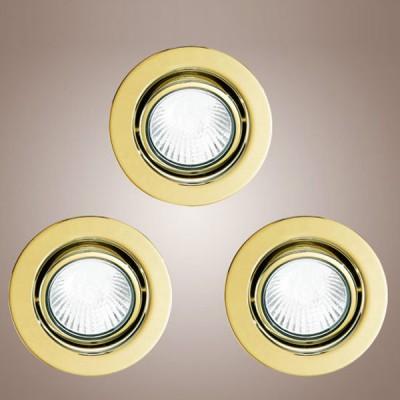 Eglo Einbauspot 87378 точечный встраиваемый светильникКруглые<br>Австрийское качество модели светильника Eglo 87378 не оставит равнодушным каждого купившего! Набор из 3х светильников. Стальной корпус, Класс изоляции 2(двойная изоляция), IP 20, Экологически безопасные технологии. Освещенность 740 lm , D=85, ET=70, 1X50W,GU10.<br><br>S освещ. до, м2: 10<br>Тип лампы: галогенная<br>Тип цоколя: GU10<br>Количество ламп: 3<br>MAX мощность ламп, Вт: 50<br>Диаметр, мм мм: 85<br>Цвет арматуры: серебристый