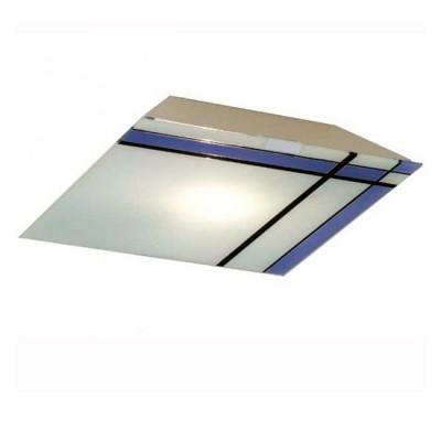 Настенно-потолочный светильник EGLO 87501 PIET EG08 295 синийКвадратные<br>Настенно-потолочные светильники – это универсальные осветительные варианты, которые подходят для вертикального и горизонтального монтажа. В интернет-магазине «Светодом» Вы можете приобрести подобные модели по выгодной стоимости. В нашем каталоге представлены как бюджетные варианты, так и эксклюзивные изделия от производителей, которые уже давно заслужили доверие дизайнеров и простых покупателей.  Настенно-потолочный светильник EGLO 87501 PIET EG08 295 синий станет прекрасным дополнением к основному освещению. Благодаря качественному исполнению и применению современных технологий при производстве эта модель будет радовать Вас своим привлекательным внешним видом долгое время.  Приобрести настенно-потолочный светильник EGLO 87501 PIET EG08 295 синий можно, находясь в любой точке России.<br><br>S освещ. до, м2: 4<br>Тип лампы: Накаливания / энергосбережения / светодиодная<br>Тип цоколя: E14<br>Количество ламп: 2<br>Ширина, мм: 290<br>MAX мощность ламп, Вт: 40<br>Длина, мм: 290<br>Цвет арматуры: серебристый