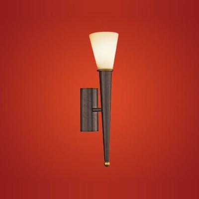 Eglo MARA 87538 Настенно-потолочный светильникРустика<br>Австрийское качество модели светильника Eglo 87538 не оставит равнодушным каждого купившего!.<br><br>S освещ. до, м2: 4<br>Тип лампы: накаливания / энергосбережения / LED-светодиодная<br>Тип цоколя: E14<br>Количество ламп: 1<br>MAX мощность ламп, Вт: 2<br>Размеры основания, мм: 0<br>Длина, мм: 90<br>Расстояние от стены, мм: 150<br>Высота, мм: 410<br>Оттенок (цвет): шампань<br>Цвет арматуры: коричневый<br>Общая мощность, Вт: 1X60W