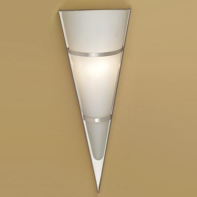 Eglo PASCAL 1 87791 Настенно-потолочный светильникРустика<br>Австрийское качество модели светильника Eglo 87791 не оставит равнодушным каждого купившего! Матовое закаленное стекло(пр-во Чехия), никель-матовоый металический корпус, Класс изоляции 1, IP 20.,L=180Н=480,1X60W,E14.<br><br>S освещ. до, м2: 4<br>Тип лампы: накаливания / энергосбережения / LED-светодиодная<br>Тип цоколя: E14<br>Цвет арматуры: серый<br>Количество ламп: 1<br>Размеры основания, мм: 0<br>Длина, мм: 180<br>Расстояние от стены, мм: 120<br>Высота, мм: 480<br>Оттенок (цвет): белый<br>MAX мощность ламп, Вт: 2<br>Общая мощность, Вт: 1X60W