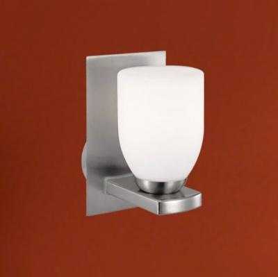 Eglo Palermo 88199 Светильник браМодерн<br>Светильники для ванных комнат отличаются от остальных повышенной влагозащищенностью IP44<br><br>S освещ. до, м2: до 2<br>Тип лампы: галогенная<br>Тип цоколя: GR8<br>Количество ламп: 1<br>Ширина, мм: 100<br>MAX мощность ламп, Вт: 28W<br>Расстояние от стены, мм: 130<br>Высота, мм: 170<br>Цвет арматуры: никель