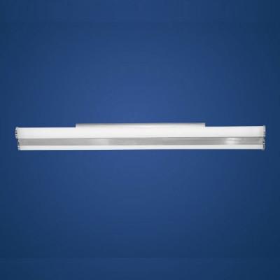 Eglo PSI 1 89016 СветильникДлинные<br>Австрийское качество модели светильника Eglo 89016 не оставит равнодушным каждого купившего! Прозрачное матовое закалённое стекло, стальной никель-матовый корпус, Класс изоляции 3 (двойная изоляция), IP 20, Экологически безопасные технологии.,L=110Н=950,2X21W,G5. Купить его можно как добавив в корзину, так и позвонив нам в офис Екатеринбурга, Москвы, Спб, Новосибирска, Омска, Перми, Тюмени или любого другого города России.<br><br>S освещ. до, м2: до 2<br>Тип лампы: люминесцентная<br>Тип цоколя: T5<br>Цвет арматуры: никель<br>Количество ламп: 2<br>Ширина, мм: 110<br>Высота, мм: 950<br>MAX мощность ламп, Вт: 21W