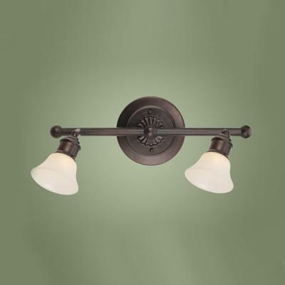 Eglo ALAMO 89058 Светильник поворотный спотДвойные<br>Австрийское качество модели светильника Eglo 89058 не оставит равнодушным каждого купившего! Закаленное белое матовое стекло (пр-во Чехия) , основание сталь с защитно декоративным покрытием коричневого цвета, Класс изоляции 2 (двойная изоляция от вилки до лампы), IP 20, освещенность 940 lm ,L=370B=130,2X33W,G9.<br><br>S освещ. до, м2: 5<br>Тип лампы: галогенная / LED-светодиодная<br>Тип цоколя: G9<br>Количество ламп: 2<br>Ширина, мм: 130<br>MAX мощность ламп, Вт: 2<br>Размеры основания, мм: 0<br>Длина, мм: 370<br>Оттенок (цвет): бежевый, белый<br>Цвет арматуры: коричневый<br>Общая мощность, Вт: 2X33W
