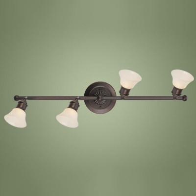 Eglo ALAMO 89059 Светильник поворотный спотС 4 лампами<br>Австрийское качество модели светильника Eglo 89059 не оставит равнодушным каждого купившего! Закаленное белое матовое стекло (пр-во Чехия) , основание сталь с защитно декоративным покрытием коричневого цвета, Класс изоляции 2 (двойная изоляция от вилки до лампы), IP 20, освещенность 1880 lm ,L=650B=130,4X33W,G9.<br><br>S освещ. до, м2: 10<br>Тип лампы: галогенная / LED-светодиодная<br>Тип цоколя: G9<br>Количество ламп: 4<br>Ширина, мм: 130<br>MAX мощность ламп, Вт: 2<br>Размеры основания, мм: 0<br>Длина, мм: 650<br>Оттенок (цвет): бежевый, белый<br>Цвет арматуры: коричневый<br>Общая мощность, Вт: 4X33W
