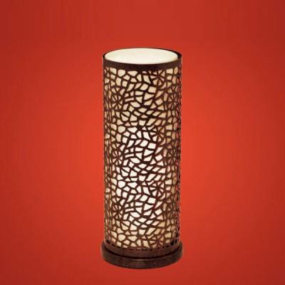 Eglo ALMERA 89116 Настольная лампаТиффани<br>Австрийское качество модели светильника Eglo 89116 не оставит равнодушным каждого купившего! Матовое закаленное стекло(пр-во Чехия), стальной корпус с защитно/декративным покрытием цвета антик, с выключателем, Класс изоляции 3 (двойная изоляция), IP 20, освещенность 806 lm ,Н=295D=110,1X60W,E27.<br><br>S освещ. до, м2: 4<br>Тип лампы: накаливания / энергосбережения / LED-светодиодная<br>Тип цоколя: E27<br>Количество ламп: 1<br>MAX мощность ламп, Вт: 2<br>Диаметр, мм мм: 110<br>Размеры основания, мм: 120<br>Высота, мм: 295<br>Оттенок (цвет): шампань<br>Цвет арматуры: коричневый<br>Общая мощность, Вт: 1X60W
