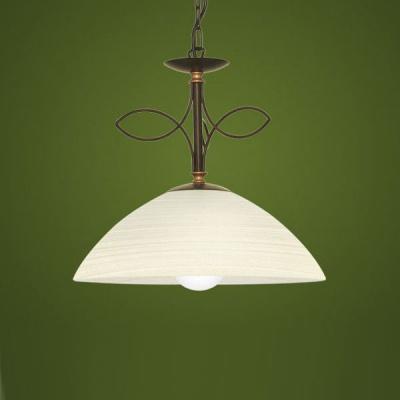 Светильник Eglo 89133 коричневый BelugaОдиночные<br>Австрийское качество модели светильника Eglo 89133 не оставит равнодушным каждого купившего! Стальной корпус (античный коричневый), Матовое закаленное фактурное стекло (пр-во Чехия), Класс изоляции 2 (двойная изоляция), IP 20, освещенность 1340 lm ,Н=1100D=360,1X100W,E27.<br><br>S освещ. до, м2: 6<br>Тип лампы: накаливания / энергосбережения / LED-светодиодная<br>Тип цоколя: E27<br>Количество ламп: 1<br>MAX мощность ламп, Вт: 2<br>Диаметр, мм мм: 360<br>Размеры основания, мм: 0<br>Высота, мм: 1100<br>Оттенок (цвет): шампань<br>Цвет арматуры: коричневый<br>Общая мощность, Вт: 1X60W