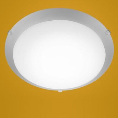 Eglo MARS 1 89248 Настенно-потолочный светильникКруглые<br>Австрийское качество модели светильника Eglo 89248 не оставит равнодушным каждого купившего! Матовое закаленное стекло(пр-во Чехия) , Хромированный корпус, Класс изоляции 2 (двойная изоляция), IP 20, освещенность 806 lm ,D=245,1X60W,E27.<br><br>S освещ. до, м2: 4<br>Тип лампы: накаливания / энергосбережения / LED-светодиодная<br>Тип цоколя: E27<br>Количество ламп: 1<br>MAX мощность ламп, Вт: 2<br>Диаметр, мм мм: 245<br>Размеры основания, мм: 0<br>Оттенок (цвет): белый, серебряный<br>Цвет арматуры: белый<br>Общая мощность, Вт: 1X60W