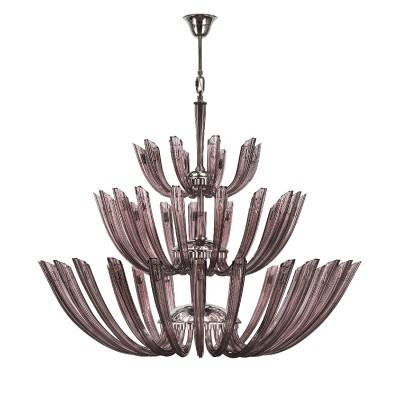 Люстра Lightstar 895547 TROFEOсовременные подвесные люстры модерн<br>Высота min-max (см): 157,5-262; Ширина (см): 150; Вес (кг): 51,5; Кол-во ламп: LED 54хG9; Мощность max (W):6 ; Цвет основания/цвет стекла или абажура: smoky; <br>Особенности: люстра идет в комплекте с лампами 940454 (Led 6W 4200K)<br><br>S освещ. до, м2: 130<br>Тип лампы: галогенная/LED<br>Тип цоколя: G9<br>Цвет арматуры: серебристый хром<br>Количество ламп: 54<br>Диаметр, мм мм: 1500<br>Размеры основания, мм: 160/290<br>Высота, мм: 1575 - 2620<br>Поверхность арматуры: глянцевая<br>Оттенок (цвет): серебристый хром<br>MAX мощность ламп, Вт: 6<br>Общая мощность, Вт: 324