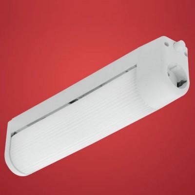 Eglo BARI 1 89672 Кухонные светильникисветильники бра для кухни<br><br><br>S освещ. до, м2: 5<br>Тип лампы: накаливания / энергосбережения / LED-светодиодная<br>Тип цоколя: E14<br>Цвет арматуры: белый<br>Количество ламп: 2<br>Ширина, мм: 60<br>Размеры основания, мм: 0<br>Длина, мм: 350<br>Расстояние от стены, мм: 85<br>Оттенок (цвет): белый<br>MAX мощность ламп, Вт: 2<br>Общая мощность, Вт: 2X40W