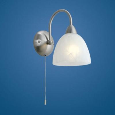 Eglo DIONIS 89892 Светильник настенный браКлассика<br><br><br>S освещ. до, м2: 2<br>Тип товара: Светильник настенный бра<br>Скидка, %: 21<br>Тип лампы: накаливания / энергосбережения / LED-светодиодная<br>Тип цоколя: E14<br>Количество ламп: 1<br>MAX мощность ламп, Вт: 2<br>Размеры основания, мм: 0<br>Длина, мм: 120<br>Расстояние от стены, мм: 210<br>Высота, мм: 200<br>Оттенок (цвет): белый<br>Цвет арматуры: серый<br>Общая мощность, Вт: 1X40W