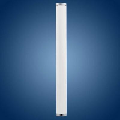 Eglo LIKA 89962 Кухонные светильникиДлинные<br>Настенно потолочный светильник Eglo (Эгло) 89962 подходит как для установки в вертикальном положении - на стены, так и для установки в горизонтальном - на потолок. Для установки настенно потолочных светильников на натяжной потолок необходимо использовать светодиодные лампы LED, которые экономнее ламп Ильича (накаливания) в 10 раз, выделяют мало тепла и не дадут расплавиться Вашему потолку.<br><br>S освещ. до, м2: 2<br>Тип товара: Кухонные светильники<br>Скидка, %: 13<br>Тип лампы: люминесцентная<br>Тип цоколя: G5<br>Количество ламп: 1<br>Ширина, мм: 85<br>MAX мощность ламп, Вт: 2<br>Размеры основания, мм: 0<br>Длина, мм: 930<br>Расстояние от стены, мм: 40<br>Оттенок (цвет): белый<br>Цвет арматуры: серебристый<br>Общая мощность, Вт: 1X21W