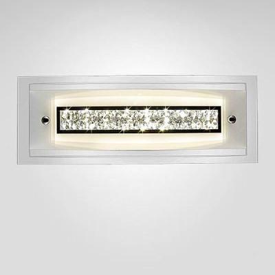 Евросвет 90024/1 хромПрямоугольные<br><br><br>S освещ. до, м2: 5<br>Тип лампы: LED<br>Тип цоколя: LED<br>Количество ламп: 1<br>Ширина, мм: 120<br>Длина, мм: 320<br>Высота, мм: 95<br>MAX мощность ламп, Вт: 12