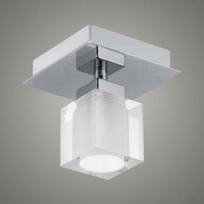 Eglo BANTRY 90117 Накладной светильникКвадратные<br>Австрийское качество модели светильника Eglo 90117 не оставит равнодушным каждого купившего! Стальной хромированный корпус, Белое матовое стекло, Класс изоляции 2 (двойная изоляция), IP 20, Экологически безопасные технологии. Освещенность 450 lm , L=110, B=110, H=115. 1X40W(G9).<br><br>Установка на натяжной потолок: Ограничено<br>S освещ. до, м2: 2<br>Крепление: Планка<br>Тип лампы: галогенная / LED-светодиодная<br>Тип цоколя: G9<br>Количество ламп: 1<br>Ширина, мм: 110<br>MAX мощность ламп, Вт: 33<br>Размеры основания, мм: 0<br>Длина, мм: 110<br>Высота, мм: 115<br>Оттенок (цвет): прозрачный, матовый<br>Цвет арматуры: серебристый<br>Общая мощность, Вт: 1X33W