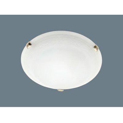 Светильник настенно-потолочный Brilliant 90166/05 ToulouseКруглые<br>Зачастую мы ищем идеальное освещение для своего дома и уделяем этому достаточно много времени. Так, например, если нам нужен светильник с количеством ламп - 1 и цвет плафонов должен быть - белый, а материал плафонов только стекло! То нам, как вариант, подойдет модель - лампа настенная или потолочная Brilliant 90166/05.<br><br>S освещ. до, м2: 4<br>Тип товара: Светильник настенно-потолочный<br>Тип лампы: накаливания / энергосбережения / LED-светодиодная<br>Тип цоколя: E27<br>Количество ламп: 1<br>MAX мощность ламп, Вт: 60<br>Диаметр, мм мм: 310<br>Выступ, мм: 130<br>Цвет арматуры: коричневый