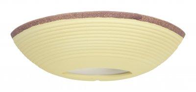 Лампа настенная Brilliant 90282/41 MarseilleАрхив<br>Зачастую мы ищем идеальное освещение для своего дома и уделяем этому достаточно много времени. Так, например, если нам нужен светильник с количеством ламп - 1 и цвет плафонов должен быть - терракотовый полосатый, а материал плафонов только керамика! То нам, как вариант, подойдет модель - лампа настенная Brilliant 90282/41.<br><br>S освещ. до, м2: 4<br>Тип лампы: накаливания / энергосбережения / LED-светодиодная<br>Тип цоколя: E27<br>Цвет арматуры: белый<br>Количество ламп: 1<br>Ширина, мм: 320<br>Высота, мм: 100<br>MAX мощность ламп, Вт: 60