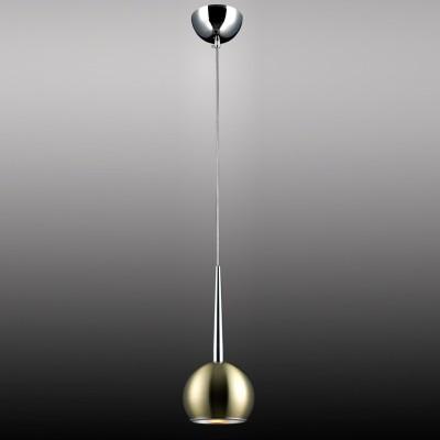Подвес Lamplandia 9098-1 DENОдиночные<br>Вид светильника: потолочный<br>Размер: 15 x 15 x 45/100<br>Мощность: 1*E27*60W<br>Материал: Металл, алюминий<br><br>S освещ. до, м2: 3<br>Крепление: потолочный<br>Тип лампы: Накаливания / энергосбережения / светодиодная<br>Тип цоколя: E27<br>Количество ламп: 1<br>MAX мощность ламп, Вт: 60<br>Диаметр, мм мм: 150<br>Высота, мм: 450 - 1000<br>Цвет арматуры: серебристый хром