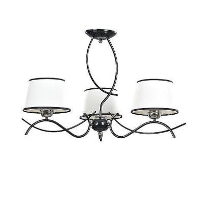 Emibig RAMAR 916/3 потолочный светильниксовременные потолочные люстры модерн<br><br><br>Установка на натяжной потолок: Да<br>S освещ. до, м2: 9<br>Крепление: Потолочное<br>Тип цоколя: E27<br>Количество ламп: 3<br>Диаметр, мм мм: 700<br>Высота, мм: 500<br>MAX мощность ламп, Вт: 60