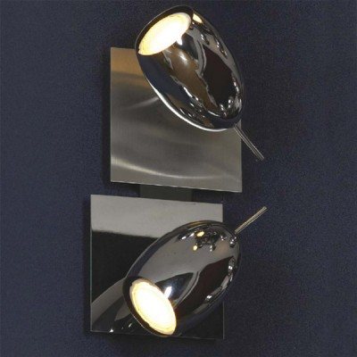 Светильник Lussole LSN-4301-02 BaronДвойные<br>Светильники-споты – это оригинальные изделия с современным дизайном. Они позволяют не ограничивать свою фантазию при выборе освещения для интерьера. Такие модели обеспечивают достаточно качественный свет. Благодаря компактным размерам Вы можете использовать несколько спотов для одного помещения.  Интернет-магазин «Светодом» предлагает необычный светильник-спот Lussole LSN-4301-02 по привлекательной цене. Эта модель станет отличным дополнением к люстре, выполненной в том же стиле. Перед оформлением заказа изучите характеристики изделия.  Купить светильник-спот Lussole LSN-4301-02 в нашем онлайн-магазине Вы можете либо с помощью формы на сайте, либо по указанным выше телефонам. Обратите внимание, что у нас склады не только в Москве и Екатеринбурге, но и других городах России.<br><br>S освещ. до, м2: 2<br>Тип лампы: энергосбережения / LED-светодиодная<br>Тип цоколя: GU10 ESL<br>Количество ламп: 2<br>Ширина, мм: 120<br>MAX мощность ламп, Вт: 7<br>Длина, мм: 250<br>Высота, мм: 160<br>Цвет арматуры: серебристый