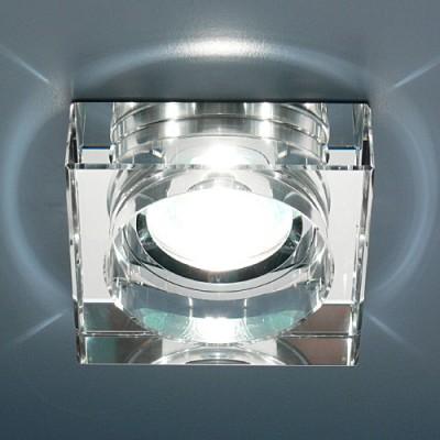 9171 MR16 SL зеркальный/серебро Электростандарт Точечный светильникКвадратные<br>Лампа: MR16 G5.3 max 50 Вт Размер: 80 х 80 мм Высота внутренней части: ? 17 мм Высота внешней части: ? 24 мм Монтажное отверстие: #216; 65 мм Гарантия: 2 года<br><br>S освещ. до, м2: 2<br>Тип лампы: галогенная<br>Тип цоколя: gu5.3<br>Цвет арматуры: серебристый<br>Ширина, мм: 80<br>Диаметр врезного отверстия, мм: 65<br>Длина, мм: 80<br>Оттенок (цвет): серебристный<br>MAX мощность ламп, Вт: 50