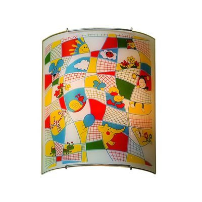 Citilux Тетрадка CL922014 Светильник настенный браДля детской<br>Настенно потолочный светильник Citilux (Ситилюкс) CL922014 подходит как для установки в вертикальном положении - на стены, так и для установки в горизонтальном - на потолок. Для установки настенно потолочных светильников на натяжной потолок необходимо<br><br>S освещ. до, м2: 13<br>Тип лампы: накаливания / энергосбережения / LED-светодиодная<br>Тип цоколя: E27<br>Количество ламп: 2<br>Ширина, мм: 240<br>MAX мощность ламп, Вт: 100<br>Размеры: Стеклянный рассеиватель, Высота 30см, Ширина 24см, Глубина 11см.<br>Расстояние от стены, мм: 110<br>Высота, мм: 300<br>Поверхность арматуры: глянцевый<br>Цвет арматуры: серебристый