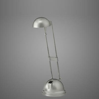 Eglo PITTY 9234 Офисная настольная лампаОфисные<br>Настольная лампа – это не просто источник дополнительного освещения, но и оригинальный элемент декора. Его можно установить в спальне, гостиной, кабинете и других комнатах. Интернет-магазин «Светодом» предлагает настольные лампы разных стилей по доступным ценам. Благодаря большому ассортименту Вы обязательно найдете в нашем каталоге именно ту модель, которую искали.   Настольная лампа Eglo 9234 – прекрасный вариант для завершения интерьера. Ее можно включить одновременно с люстрой для более яркого освещения или без нее для создания уютной атмосферы, настраивающей на отдых.   Купить настольную лампу Eglo 9234 Вы можете с помощью виртуальной «Корзины» или по контактным номерам, указанным на сайте.<br><br>S освещ. до, м2: 2<br>Тип лампы: галогенная / LED-светодиодная<br>Тип цоколя: G4<br>Цвет арматуры: серый<br>Количество ламп: 1<br>Размеры основания, мм: 120<br>Высота, мм: 500<br>MAX мощность ламп, Вт: 20<br>Общая мощность, Вт: 1X20W