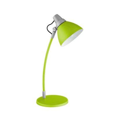 Лампа настольная Brilliant 92604/04 JennyЗеленые<br>Зачастую мы ищем идеальное освещение для своего дома и уделяем этому достаточно много времени. Так, например, если нам нужен светильник с количеством ламп - 1 и цвет плафонов должен быть - зеленый, а материал плафонов только стекло! То нам, как вариант, подойдет модель - лампа настольная Brilliant 92604/04.<br><br>S освещ. до, м2: 2<br>Тип лампы: накал-я - энергосбер-я<br>Тип цоколя: E14<br>Количество ламп: 1<br>MAX мощность ламп, Вт: 40<br>Диаметр, мм мм: 150<br>Высота, мм: 430<br>Цвет арматуры: зеленый