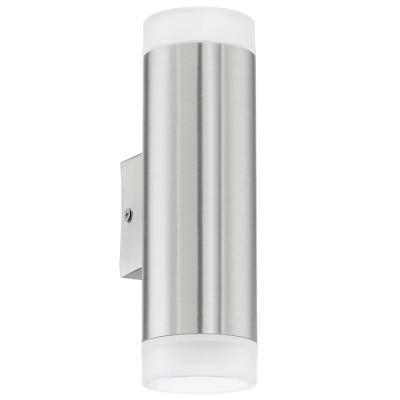 Купить Светильник настенный уличный Eglo 92736 RIGA-LED, нержавеющая сталь