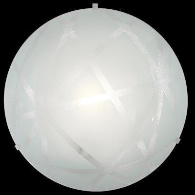 Eglo SABBIO 92751 Настенно-потолочный светильникКруглые<br>Настенно-потолочные светильники – это универсальные осветительные варианты, которые подходят для вертикального и горизонтального монтажа. В интернет-магазине «Светодом» Вы можете приобрести подобные модели по выгодной стоимости. В нашем каталоге представлены как бюджетные варианты, так и эксклюзивные изделия от производителей, которые уже давно заслужили доверие дизайнеров и простых покупателей.  Настенно-потолочный светильник Eglo 92751 станет прекрасным дополнением к основному освещению. Благодаря качественному исполнению и применению современных технологий при производстве эта модель будет радовать Вас своим привлекательным внешним видом долгое время. Приобрести настенно-потолочный светильник Eglo 92751 можно, находясь в любой точке России.<br><br>S освещ. до, м2: 4<br>Тип лампы: накаливания / энергосбережения / LED-светодиодная<br>Тип цоколя: E27<br>Количество ламп: 1<br>MAX мощность ламп, Вт: 60<br>Диаметр, мм мм: 315<br>Размеры основания, мм: 0<br>Расстояние от стены, мм: 95<br>Оттенок (цвет): белый, прозрачный<br>Цвет арматуры: белый<br>Общая мощность, Вт: 1X60W