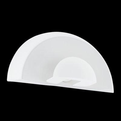 Eglo MANERBA 1 92758 Настенно-потолочный светильникХай-тек<br><br><br>S освещ. до, м2: 2<br>Тип лампы: галогенная / LED-светодиодная<br>Тип цоколя: G9<br>Количество ламп: 1<br>MAX мощность ламп, Вт: 33<br>Размеры основания, мм: 0<br>Длина, мм: 280<br>Расстояние от стены, мм: 105<br>Высота, мм: 140<br>Оттенок (цвет): белый<br>Цвет арматуры: белый<br>Общая мощность, Вт: 1X33W