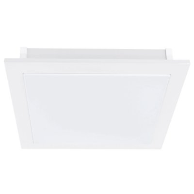 Eglo LED AURIGA 92779 Настенно-потолочные светильникиКвадратные<br>Настенно-потолочные светильники – это универсальные осветительные варианты, которые подходят для вертикального и горизонтального монтажа. В интернет-магазине «Светодом» Вы можете приобрести подобные модели по выгодной стоимости. В нашем каталоге представлены как бюджетные варианты, так и эксклюзивные изделия от производителей, которые уже давно заслужили доверие дизайнеров и простых покупателей.  Настенно-потолочный светильник Eglo 92779 станет прекрасным дополнением к основному освещению. Благодаря качественному исполнению и применению современных технологий при производстве эта модель будет радовать Вас своим привлекательным внешним видом долгое время. Приобрести настенно-потолочный светильник Eglo 92779 можно, находясь в любой точке России.<br><br>S освещ. до, м2: 7<br>Цветовая t, К: 3000 (теплый белый)<br>Тип лампы: LED<br>Тип цоколя: LED<br>Ширина, мм: 385<br>Размеры основания, мм: 0<br>Длина, мм: 385<br>Расстояние от стены, мм: 65<br>Оттенок (цвет): белый<br>Цвет арматуры: белый<br>Общая мощность, Вт: 18W