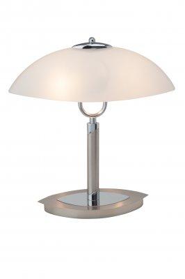Светильник Brilliant 92929/77 LilleСовременные<br>Настольная лампа – это не просто источник дополнительного освещения, но и оригинальный элемент декора. Его можно установить в спальне, гостиной, кабинете и других комнатах. Интернет-магазин «Светодом» предлагает настольные лампы разных стилей по доступным ценам. Благодаря большому ассортименту Вы обязательно найдете в нашем каталоге именно ту модель, которую искали.   Настольная лампа Brilliant 92929/77 – прекрасный вариант для завершения интерьера. Ее можно включить одновременно с люстрой для более яркого освещения или без нее для создания уютной атмосферы, настраивающей на отдых.   Купить настольную лампу Brilliant 92929/77 Вы можете с помощью виртуальной «Корзины» или по контактным номерам, указанным на сайте.<br><br>S освещ. до, м2: 5<br>Тип лампы: накаливания / энергосбережения / LED-светодиодная<br>Тип цоколя: E14<br>Количество ламп: 2<br>Диаметр, мм мм: 330<br>Высота, мм: 360<br>MAX мощность ламп, Вт: 40