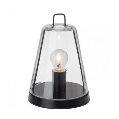 Лампа настольная Brilliant 92984/06 HandyМорской стиль<br>Настольная лампа – это не просто источник дополнительного освещения, но и оригинальный элемент декора. Его можно установить в спальне, гостиной, кабинете и других комнатах. Интернет-магазин «Светодом» предлагает настольные лампы разных стилей по доступным ценам. Благодаря большому ассортименту Вы обязательно найдете в нашем каталоге именно ту модель, которую искали.   Настольная лампа Brilliant 92984/06 – прекрасный вариант для завершения интерьера. Ее можно включить одновременно с люстрой для более яркого освещения или без нее для создания уютной атмосферы, настраивающей на отдых.   Купить настольную лампу Brilliant 92984/06 Вы можете с помощью виртуальной «Корзины» или по контактным номерам, указанным на сайте.<br><br>Тип лампы: накал-я - энергосбер-я<br>Тип цоколя: E14<br>Количество ламп: 1<br>MAX мощность ламп, Вт: 60<br>Диаметр, мм мм: 190<br>Высота, мм: 260<br>Цвет арматуры: черный