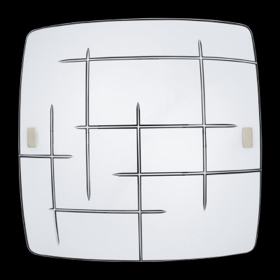 Eglo SABBIO 1 93007 Настенно-потолочные светильникиКвадратные<br>Настенно-потолочные светильники – это универсальные осветительные варианты, которые подходят для вертикального и горизонтального монтажа. В интернет-магазине «Светодом» Вы можете приобрести подобные модели по выгодной стоимости. В нашем каталоге представлены как бюджетные варианты, так и эксклюзивные изделия от производителей, которые уже давно заслужили доверие дизайнеров и простых покупателей.  Настенно-потолочный светильник Eglo 93007 станет прекрасным дополнением к основному освещению. Благодаря качественному исполнению и применению современных технологий при производстве эта модель будет радовать Вас своим привлекательным внешним видом долгое время. Приобрести настенно-потолочный светильник Eglo 93007 можно, находясь в любой точке России.<br><br>S освещ. до, м2: 4<br>Тип лампы: накаливания / энергосбережения / LED-светодиодная<br>Тип цоколя: E27<br>Количество ламп: 1<br>MAX мощность ламп, Вт: 60<br>Размеры основания, мм: 0<br>Длина, мм: 335<br>Расстояние от стены, мм: 95<br>Высота, мм: 335<br>Оттенок (цвет): белый<br>Цвет арматуры: белый<br>Общая мощность, Вт: 1X60W