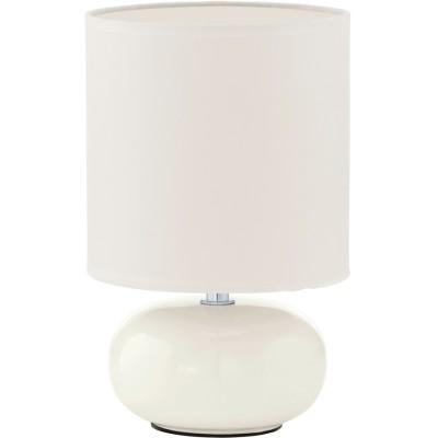 Настольная лампа Eglo 93046 TRONDIOсовременные настольные лампы модерн<br>Настольная лампа – это не просто источник дополнительного освещения, но и оригинальный элемент декора. Его можно установить в спальне, гостиной, кабинете и других комнатах. Интернет-магазин «Светодом» предлагает настольные лампы разных стилей по доступным ценам. Благодаря большому ассортименту Вы обязательно найдете в нашем каталоге именно ту модель, которую искали. <br> Настольная лампа Eglo 93046 – прекрасный вариант для завершения интерьера. Ее можно включить одновременно с люстрой для более яркого освещения или без нее для создания уютной атмосферы, настраивающей на отдых. <br> Купить настольную лампу Eglo 93046 Вы можете с помощью виртуальной «Корзины» или по контактным номерам, указанным на сайте.