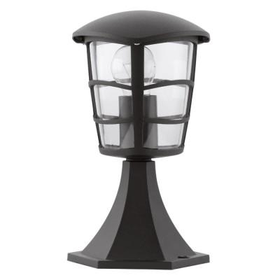 Светильник уличный Eglo 93099 ALORIAУличные фонари на столб<br>Обеспечение качественного уличного освещения – важная задача для владельцев коттеджей. Компания «Светодом» предлагает современные светильники, которые порадуют Вас отличным исполнением. В нашем каталоге представлена продукция известных производителей, пользующихся популярностью благодаря высокому качеству выпускаемых товаров. <br> Уличный светильник Eglo 93099 не просто обеспечит качественное освещение, но и станет украшением Вашего участка. Модель выполнена из современных материалов и имеет влагозащитный корпус, благодаря которому ей не страшны осадки. <br> Купить уличный светильник Eglo 93099, представленный в нашем каталоге, можно с помощью онлайн-формы для заказа. Чтобы задать имеющиеся вопросы, звоните нам по указанным телефонам.