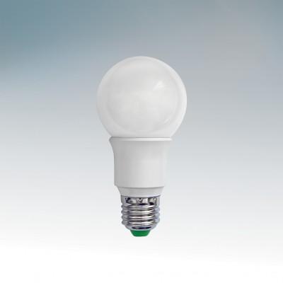 Светильник Lightstar 931002Диммируемые<br><br><br>Цветовая t, К: 2800 - 3000<br>Тип лампы: LED - светодиодная<br>Тип цоколя: E27<br>Диаметр, мм мм: 60<br>Высота, мм: 115<br>MAX мощность ламп, Вт: 6