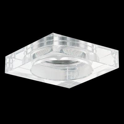 Eglo TORTOLI 93109 Встраиваемые и накладные светильникиКвадратные LED<br><br><br>Тип товара: Встраиваемые и накладные светильники<br>Скидка, %: 27<br>Цветовая t, К: 3000 (теплый белый)<br>Тип лампы: LED<br>Тип цоколя: GU10<br>Ширина, мм: 90<br>MAX мощность ламп, Вт: 3<br>Размеры основания, мм: 0<br>Диаметр врезного отверстия, мм: 85<br>Длина, мм: 90<br>Высота, мм: 21<br>Оттенок (цвет): прозрачный, хром<br>Цвет арматуры: серебристый<br>Общая мощность, Вт: 1X3W