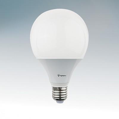 Светильник Lightstar 931302Стандартный вид<br><br><br>Цветовая t, К: 3000<br>Тип лампы: LED - светодиодная<br>Тип цоколя: E27<br>Диаметр, мм мм: 95<br>Высота, мм: 146<br>MAX мощность ламп, Вт: 12