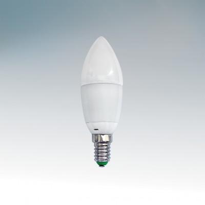 Светильник Lightstar 931504Диммируемые<br><br><br>Цветовая t, К: 4500<br>Тип лампы: LED - светодиодная<br>Тип цоколя: E14<br>MAX мощность ламп, Вт: 6<br>Диаметр, мм мм: 35<br>Высота, мм: 115