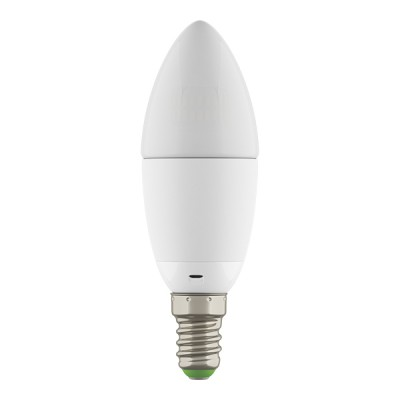 Светильник Lightstar 931504Диммируемые светодиодные лампы<br>Тип: Светодиодная лампа; Напряжение (V): 220; Тип колбы: C35 - свеча; Цоколь: E14; Мощность (W): 6; Эквивалентная мощность лампы накаливания (W): 60; Угол рассеивания (G): 360; Особенности (Опции): матовая колба, диммируемая; Цветопередача: 85; Цветовая температура (К): 4200-4500; Срок службы (Ч): 20000; Диммируемость: Опционально;<br><br>Цветовая t, К: CW - холодный белый 4000 К (4500)<br>Тип лампы: LED - светодиодная<br>Тип цоколя: E14<br>Диаметр, мм мм: 35<br>Высота, мм: 110<br>MAX мощность ламп, Вт: 6<br>Общая мощность, Вт: 60