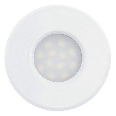 Eglo IGOA 93214 Встраиваемые и накладные светильникиКруглые LED<br>Встраиваемые светильники – популярное осветительное оборудование, которое можно использовать в качестве основного источника или в дополнение к люстре. Они позволяют создать нужную атмосферу атмосферу и привнести в интерьер уют и комфорт.   Интернет-магазин «Светодом» предлагает стильный встраиваемый светильник Eglo 93214. Данная модель достаточно универсальна, поэтому подойдет практически под любой интерьер. Перед покупкой не забудьте ознакомиться с техническими параметрами, чтобы узнать тип цоколя, площадь освещения и другие важные характеристики.   Приобрести встраиваемый светильник Eglo 93214 в нашем онлайн-магазине Вы можете либо с помощью «Корзины», либо по контактным номерам. Мы развозим заказы по Москве, Екатеринбургу и остальным российским городам.<br><br>Цветовая t, К: 3000 (теплый белый)<br>Тип лампы: LED<br>Тип цоколя: GU10<br>MAX мощность ламп, Вт: 5<br>Диаметр, мм мм: 85<br>Размеры основания, мм: 0<br>Диаметр врезного отверстия, мм: 130<br>Цвет арматуры: белый<br>Общая мощность, Вт: 1X5W