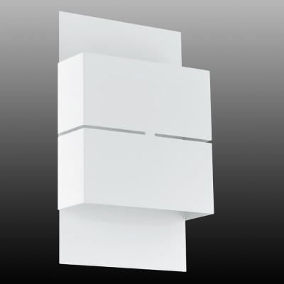 Eglo KIBEA 93253 светильник уличныйНастенные<br>Обеспечение качественного уличного освещения – важная задача для владельцев коттеджей. Компания «Светодом» предлагает современные светильники, которые порадуют Вас отличным исполнением. В нашем каталоге представлена продукция известных производителей, пользующихся популярностью благодаря высокому качеству выпускаемых товаров.   Уличный светильник Eglo 93253 не просто обеспечит качественное освещение, но и станет украшением Вашего участка. Модель выполнена из современных материалов и имеет влагозащитный корпус, благодаря которому ей не страшны осадки.   Купить уличный светильник Eglo 93253, представленный в нашем каталоге, можно с помощью онлайн-формы для заказа. Чтобы задать имеющиеся вопросы, звоните нам по указанным телефонам. Мы доставим Ваш заказ не только в Москву и Екатеринбург, но и другие города.<br><br>Цветовая t, К: 3000 (теплый белый)<br>Тип лампы: LED<br>Тип цоколя: LED-MODUL<br>MAX мощность ламп, Вт: 2X2,5<br>Длина, мм: 150<br>Расстояние от стены, мм: 75<br>Высота, мм: 260<br>Цвет арматуры: белый<br>Общая мощность, Вт: 1